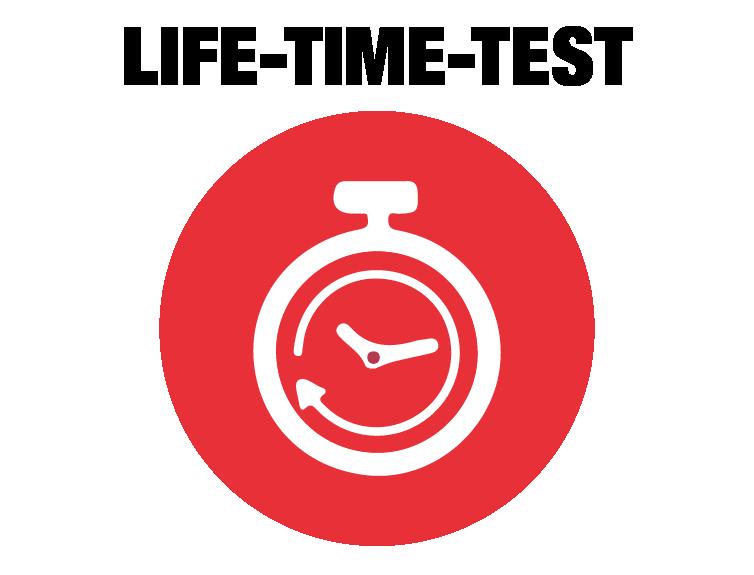 NASSAU life-time-test