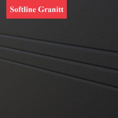 Garasjeport softline Granitt