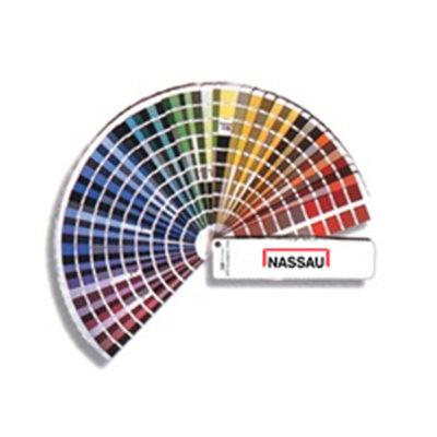 Industriporter farger